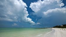 Storm is Brewing Holbox